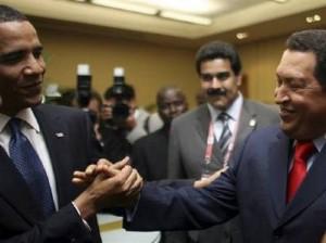 Obama & Chavez